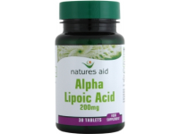 Alpha Lipoic Acid - 200mg V (30 Tabs)