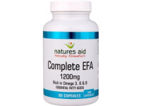 Complete EFA (Essential Fatty Acids) 1200mg- 90 Softgels