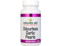 Garlic Pearls (Odourless) 2mg- 90 Capsules