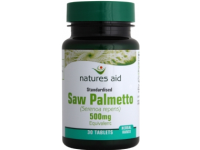 Saw Palmetto 500mg (30 Tabs)