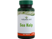 Sea Kelp - 187mg (90 Tabs)