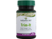 Trim-It (Cider Vinegar, Kelp, Lecithin & Vitamin B6) - 120 Softgels