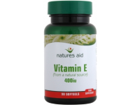 Vitamin E 400iu Natural - 60 Softgels