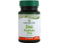 Zinc Picolinate 15mg Elemental (30 Tabs)