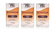 NADH ( ENADA ) - 5mg -(30 tabs x 3). Premium Quality - Helps in energy production *ECONOMY PACK*