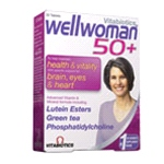 Wellwoman 50+ (30 tabs) - Nutrition support for woman