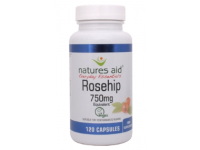 Rosehip Extract 750mg (120 Caps) - For Joint Mobility