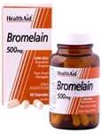 Bromelain 500mg (30 VegiCaps)