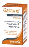 Gastone® (Activated Charcoal)- (60 Caps)