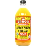 Organic Apple Cider Vinegar  (473ml) - with the Mother