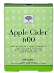 Apple Cider 600 (60 tab) -to help weight loss & Detox