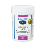 Vitamin C 1000mg (mag ascorbate with bilberry & Grapseed extract) 30 Tablets