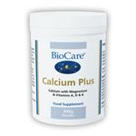 Calcium plus (with magnesium, vitamins A, D and K)  Powder (300g)