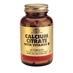 Calcium Citrate with Vitamin D (60 Tabs)