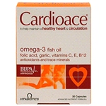 Cardioace (30 caps) - For healthy heart and circulation.