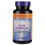 DLPA Complex with bromelain (DLPA Complex is a natural anti-inflammatory) 90 vegan caps