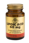 Alpha Lipoic Acid 60mg (30 Vegicaps)