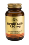 Alpha Lipoic Acid 120mg (60 Vegicaps)