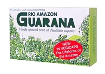 Guarana 500mg (60 Caps)