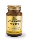 L-Theanine 150mg (60 v caps) Reduces Anxiety Quickly