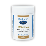 M.S.M. Plus (with 300mg glucosamine Hydrochlorde and 50mg vitamin B6)  Tablets (90)