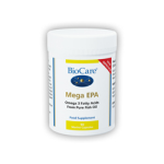 Mega EPA 1000mg (EPA/DHA fish oil concentrate)  Fish Gel  (90)