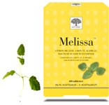 Melissa (40 Tabs) - Natural Solution to Stress and Sleep Disorders.