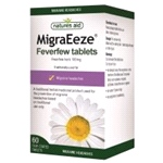 MigraEeze® - Feverfew  100mg  ( 60 Tablets ) -  for the relief of migraine headaches