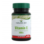 Vitamin E 200iu Natural - 30 Softgels