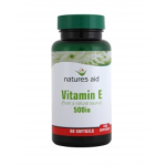 Vitamin E 500iu Natural - 30 Softgels