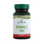 Vitamin E 1000iu Natural -30 Softgels