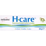 Haemorrhoid Cream (H+care)(30g tube)