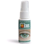 New Focus (30ml) 60 sprays - eye care formula- Reformulated  as - New Focus