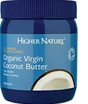 Organic Virgin Coconut Butter (400g)