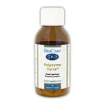 Polyzyme forte (high potency broad spectrum digestive enzymes)  Veg caps (30)