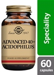 Advanced 40+ Acidophilus 60 Vegetable Capsules