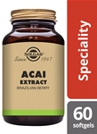 Acai Extract 60 Softgels