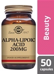 Alpha-Lipoic Acid 200 mg 50 Vegetable Capsules