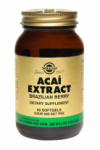 Acai Berry Extract (60 Veg Caps & 1000mg)