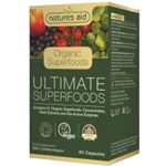 Ultimate Superfoods Organic ( 60 V Caps )