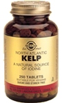 Kelp (250 tabs) -  A natural source of Iodine  -  from north Atlantic