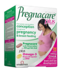 Pregnacare Plus - From pre-conception, throughout pregnancy and lactation  (28 tabs/28 caps)