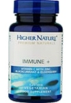 Immune + (Vitamin C + blackcurrant immune support) -30 tabs