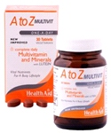 A to Z Multivit Tablets (30 tablets)