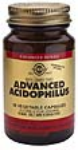 Probiotics - Advanced Acidophilus (50 Vegicaps) - Probiotics