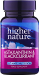 Astaxanthin and Blackcurrant (30 Veg Caps) - One of the most potent natural antioxidants ever discovered