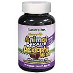 Animal Parade® AcidophiKidz Children's Chewables - Berry Flavour (90 Chewables)