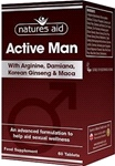 Active Man ( 60 Tablets ) An advanced formulation to help aid sexual wellness