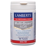 Multi-Guard® ADR - A Multi Vitamin and Mineral Formula With Herbs, CoQ10 and Taurine (120 Tablets)