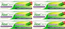 Sensitive Toothpaste - Fluoride Free - 100ml (6 pack)